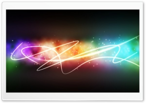 Abstract Scribble HD Wide Wallpaper for Widescreen