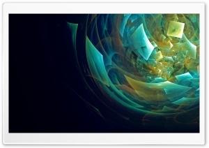 Abstract Sphere HD Wide Wallpaper for 4K UHD Widescreen desktop & smartphone
