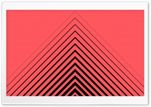 Abstract Triangle HD Wide Wallpaper for Widescreen