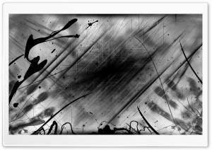 Abstract WhiteBlack HD Wide Wallpaper for Widescreen