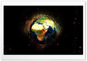 Abstract World HD Wide Wallpaper for Widescreen