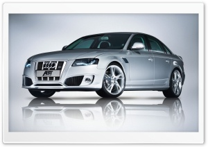 ABT AS4 Sedan B8 8E HD Wide Wallpaper for Widescreen