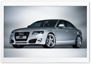 ABT AS4 Sedan B8 8E Car 1 HD Wide Wallpaper for Widescreen
