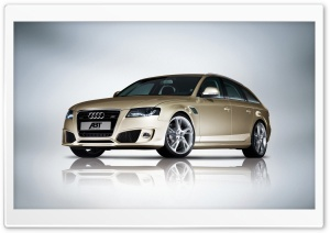 ABT Audi AS4 Avant Car 1 HD Wide Wallpaper for Widescreen