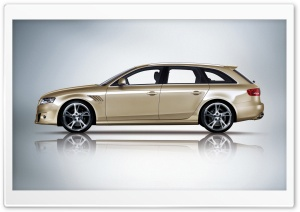 ABT Audi AS4 Avant Car 2 HD Wide Wallpaper for Widescreen