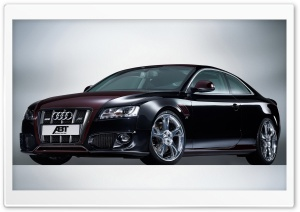 ABT Audi AS5 Car HD Wide Wallpaper for Widescreen