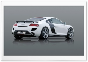 ABT Audi R8 HD Wide Wallpaper for Widescreen