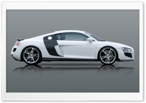 ABT Audi R8 Car HD Wide Wallpaper for Widescreen
