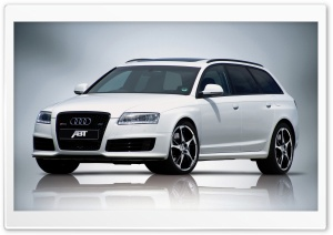 ABT Audi RS6 Avant Car 1 HD Wide Wallpaper for Widescreen