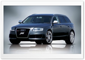 ABT Audi RS6 Avant Car 4 HD Wide Wallpaper for Widescreen