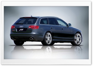 ABT Audi RS6 Avant Car 5 HD Wide Wallpaper for Widescreen