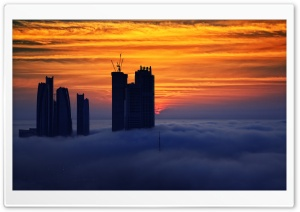 Abu Dhabi HD Wide Wallpaper for 4K UHD Widescreen desktop & smartphone