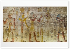 Abydos HD Wide Wallpaper for Widescreen