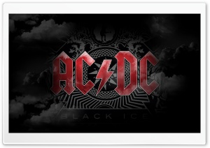 AC/DC Black Ice HD Wide Wallpaper for Widescreen