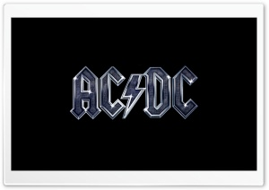 AC/DC High Voltage HD Wide Wallpaper for Widescreen