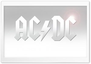 AC/DC Nice HD Wide Wallpaper for Widescreen