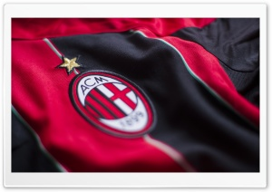 AC Milan HD Wide Wallpaper for Widescreen