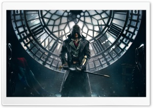 AC Syndicate HD Wide Wallpaper for Widescreen