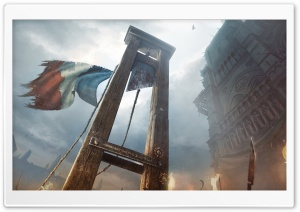 AC Unity HD Wide Wallpaper for Widescreen