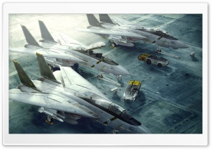 Ace Combat HD Wide Wallpaper for Widescreen