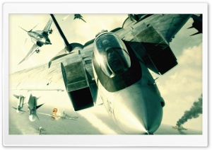 Ace Combat HD HD Wide Wallpaper for Widescreen