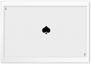 Ace Of Hearts HD Wide Wallpaper for Widescreen