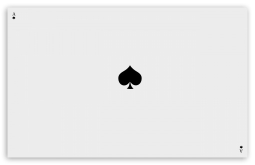 Ace Of Hearts ❤ 4K UHD Wallpaper for Wide 16:10 5:3 Widescreen WHXGA WQXGA WUXGA WXGA WGA ; Mobile 5:3 - WGA ;