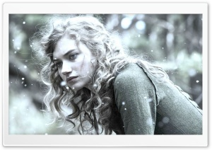 Actress Imogen Poots HD Wide Wallpaper for Widescreen