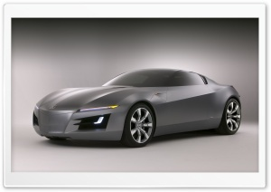 Acura Concept HD Wide Wallpaper for Widescreen