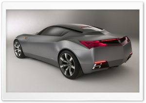 Acura Concept 1 HD Wide Wallpaper for Widescreen