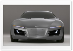 Acura Concept 2 HD Wide Wallpaper for Widescreen