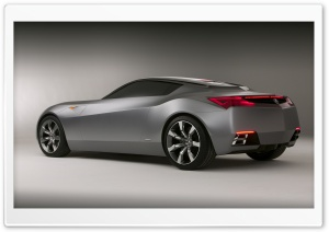 Acura Concept 3 HD Wide Wallpaper for Widescreen