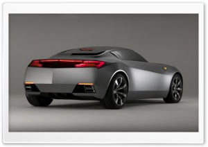 Acura Concept 5 HD Wide Wallpaper for Widescreen