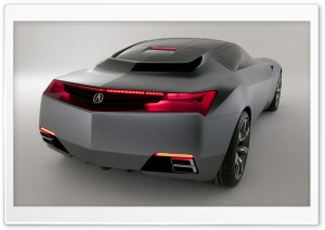 Acura Concept 6 HD Wide Wallpaper for 4K UHD Widescreen desktop & smartphone