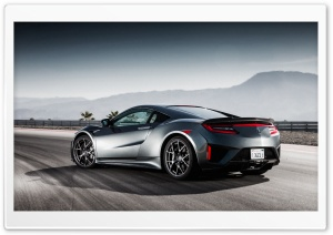 Acura Sports Car HD Wide Wallpaper for Widescreen