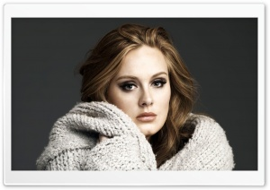 Adele HD Wide Wallpaper for 4K UHD Widescreen desktop & smartphone
