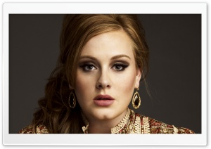 Adele Ultra HD Wallpaper for 4K UHD Widescreen desktop, tablet & smartphone
