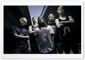 Adept Band HD Wide Wallpaper for Widescreen