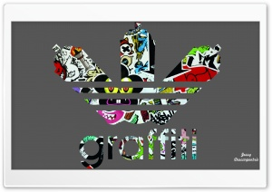 Adidas-Graffiti_Jessy-Descarpentrie Ultra HD Wallpaper for 4K UHD Widescreen desktop, tablet & smartphone
