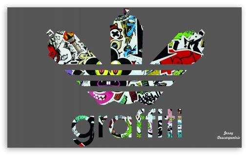 Adidas-Graffiti_Jessy-Descarpentrie ❤ 4K UHD Wallpaper for Wide 5:3 Widescreen WGA ; 4K UHD 16:9 Ultra High Definition 2160p 1440p 1080p 900p 720p ; UHD 16:9 2160p 1440p 1080p 900p 720p ; Mobile 5:3 16:9 - WGA 2160p 1440p 1080p 900p 720p ;