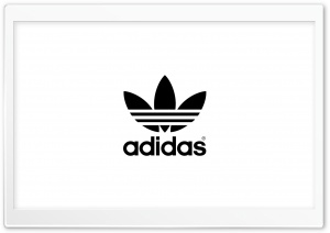 Adidas, White Background HD Wide Wallpaper for Widescreen