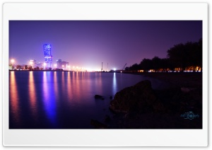 ADNEC Abu Dhabi HD Wide Wallpaper for Widescreen