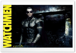 Adrian Veidt  As Ozymandias Watchmen Ultra HD Wallpaper for 4K UHD Widescreen desktop, tablet & smartphone