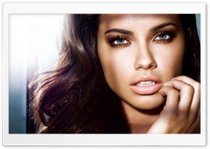 Adriana Lima 2011 HD Wide Wallpaper for Widescreen