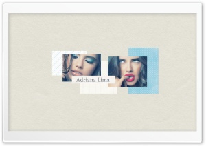 Adriana Lima Ultra HD Wallpaper for 4K UHD Widescreen desktop, tablet & smartphone