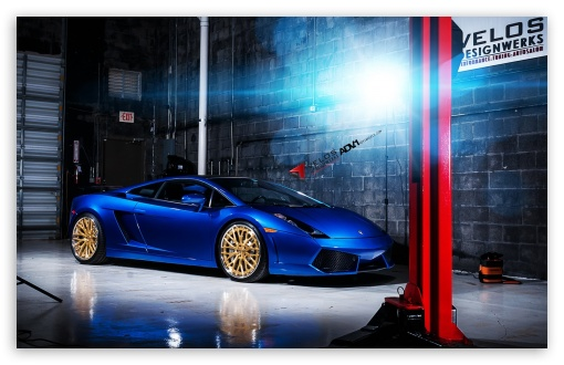 9 adv1 wheels lamborghini gallardo hd wallpaper for wide 1610 53 widescreen whxga - Lamborghini Gallardo Wallpaper Blue