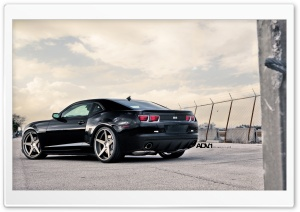 ADV.1 Camaro Ultra HD Wallpaper for 4K UHD Widescreen desktop, tablet & smartphone