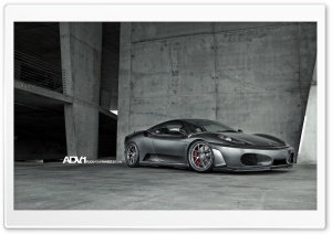 ADV.1 Ferrari F-430 1 HD Wide Wallpaper for Widescreen