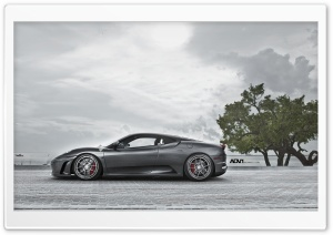 ADV.1 Ferrari F-430 2 HD Wide Wallpaper for Widescreen