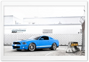 ADV.1 Ford Mustang Shelby Cobra GT 500 HD Wide Wallpaper for Widescreen